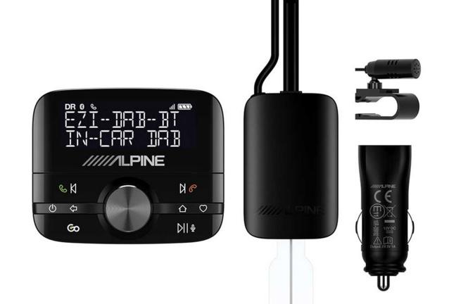 Le EZi-DAB-BT est une façon simple d'améliorer les fonctionnalités de votre installation sans la remplacer pour écouter la RNT
