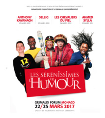 Rire & Chansons en direct de Monaco