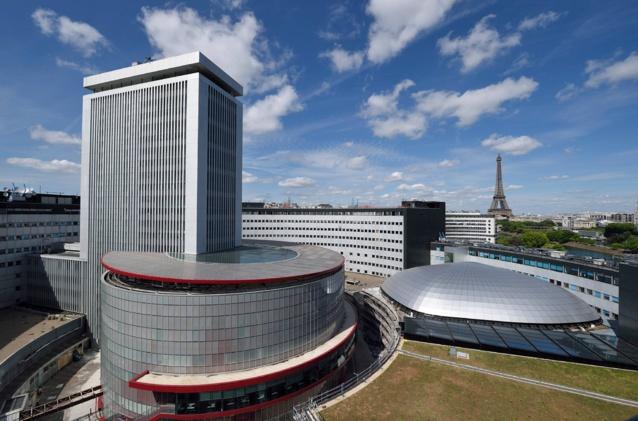 La Maison de la radio, siège de Radio France © Christophe Abramowitz
