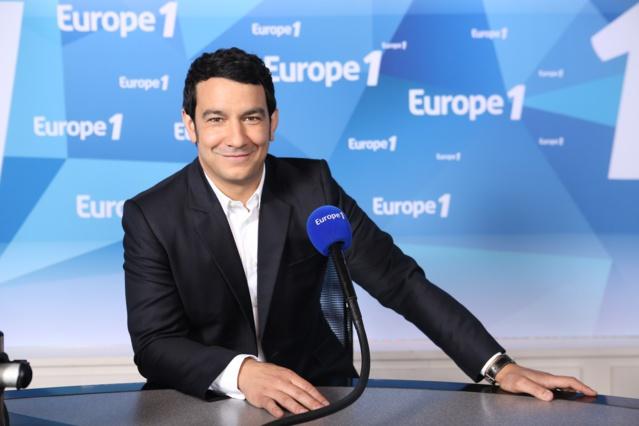 Thomas Thouroude sur l'antenne d'Europe 1 depuis ce 3 avril  © Frédéric Mouroux - Capa Pictures