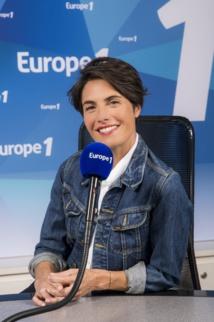 Alessandra Sublet fera le déplacement à Marseille ce vendredi dans La Cour des Grands © Eric Frotier de Bagneux - Capa Pictures