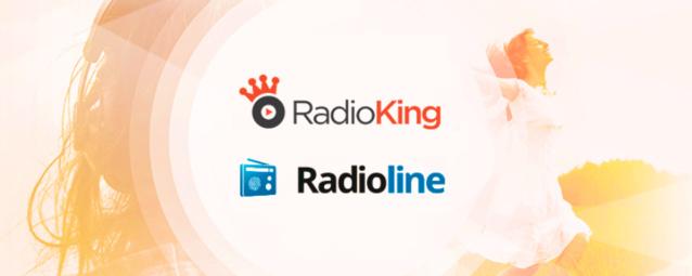 RadioKing signe un partenariat avec Radioline