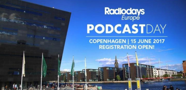 Un Podcast Day le 15 juin à Copenhague