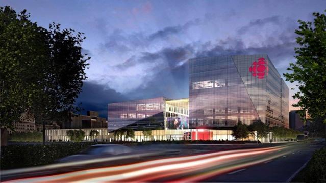 Radio-Canada aura sa nouvelle maison