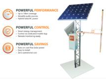 Un réémetteur solaire pou...<br /><br />Source : <a href=