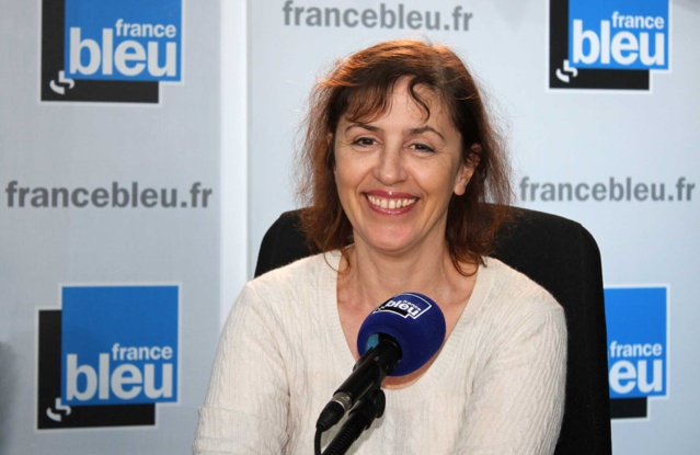 Jocelyne Jean tout sourire. Crédit : France Bleu