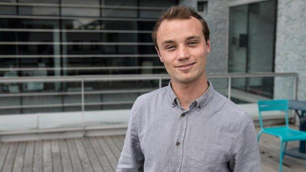 Maxime Jaglin, lauréat du Prix RFI Charles Lescaut 2017