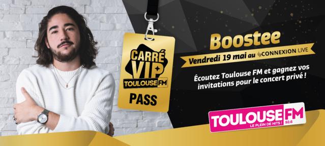 """Un """"Carré VIP"""" en préparation pour Toulouse FM"""