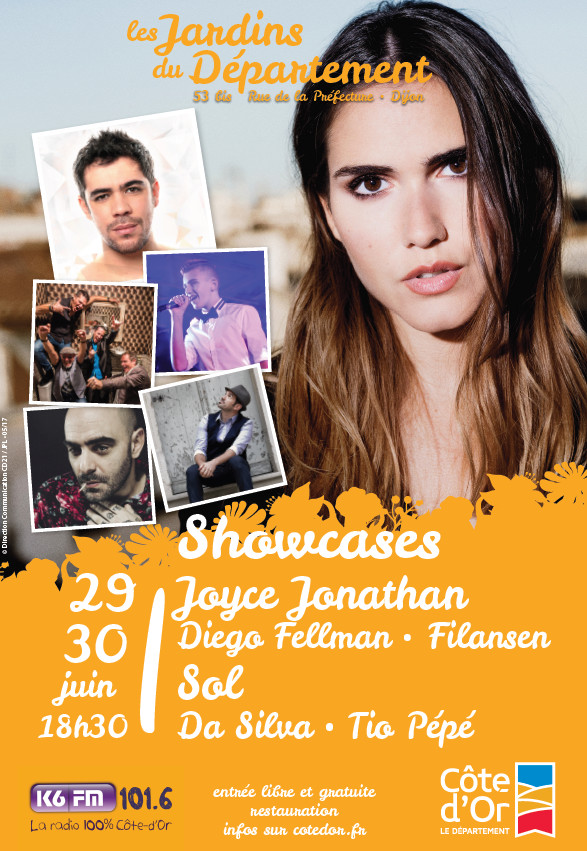 Deux concerts préparés par K6FM