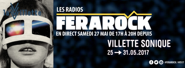 Les radios Ferarock à