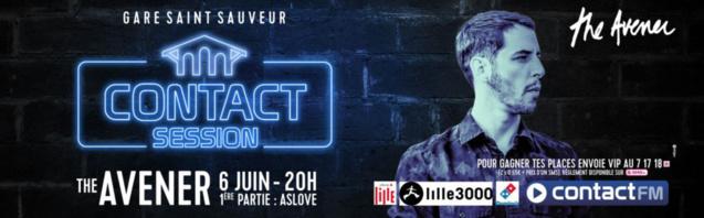 """Cette """"Contact Session"""" se déroulera dans le cadre exceptionnel de la Gare Saint-Sauveur de Lille"""