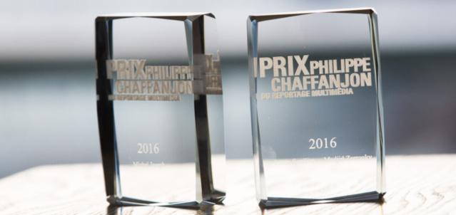 Les lauréats du Philippe Chaffanjon 2017