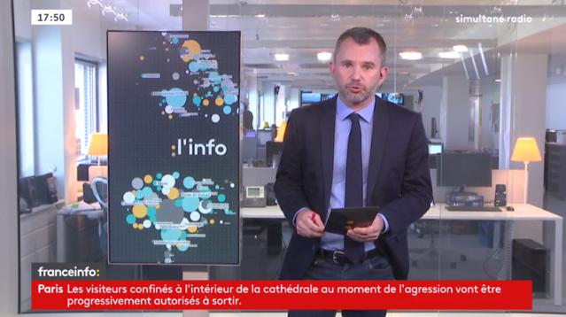 En avril 2017, c'est le site de franceinfo qui arrive en tête avec 1.8 million de vidéonautes