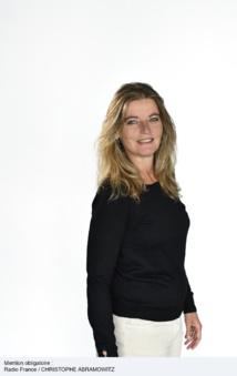 Sandrine Treiner, la directrice de France Culture - Crédit Photo : Christophe Abramowitz / Radio France