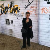 Djina Kettane, la directrice générale de Beur FM, est optimiste - Crédit Photo : Beur FM