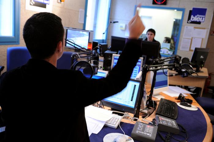 """France Bleu aimerait retrouver """"une nouvelle dynamique d'audience"""" © Christophe Abramowitz / Radio France"""