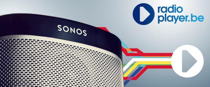 Radioplayer désormais sur les systèmes Sonos