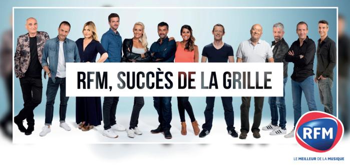"""Sur les 35-49 ans, RFM se revendique """"première radio musicale adulte"""""""