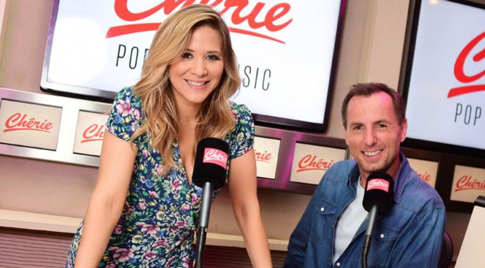 Stéphanie Loire et Jean-Philippe Doux, le nouveau duo de la matinale de Chérie