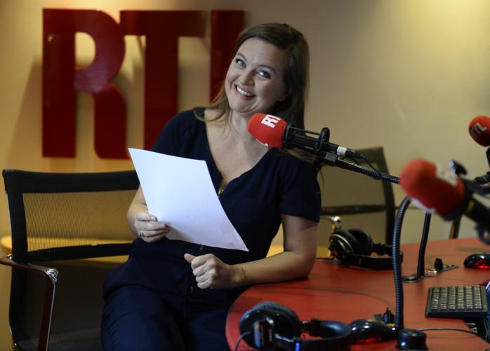Christine Berrou désormais dans RTL Week-End © Elodie Grégoire