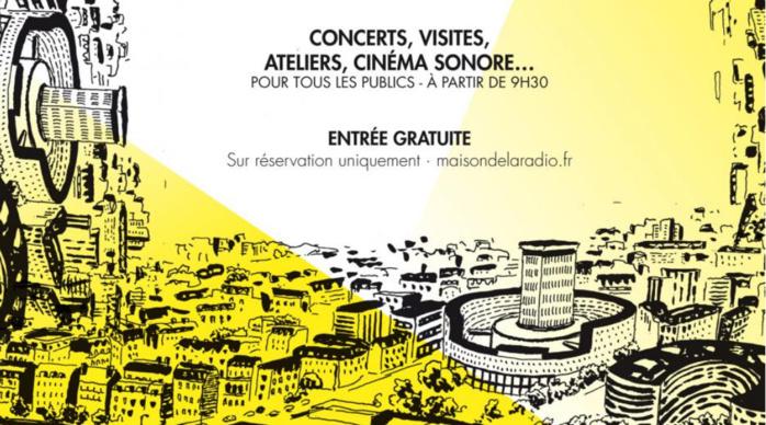 Radio France partenaire des Journées du patrimoine