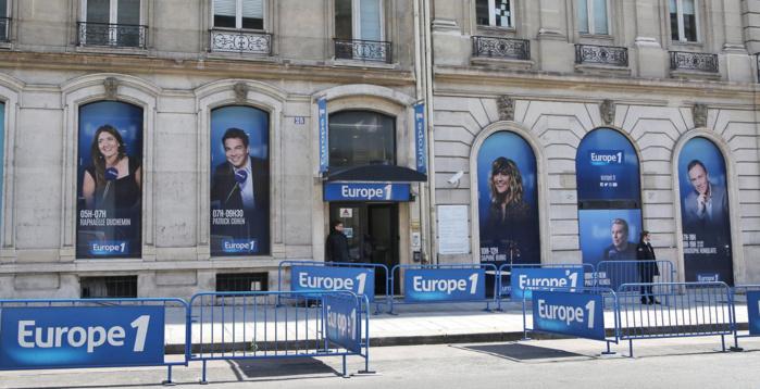 Europe 1 : Olivier Lendresse est nommé directeur du numérique