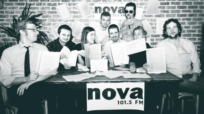 Radio Nova remet le Prix de la Page 111
