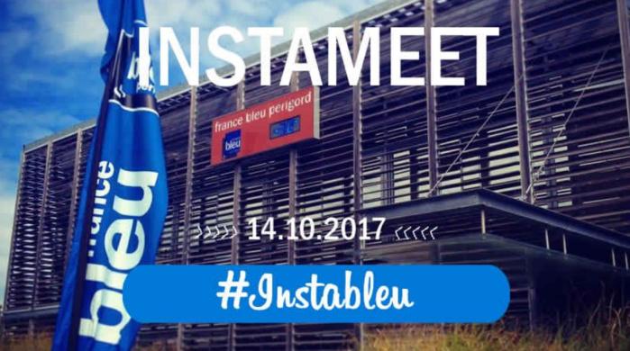 Le hashtag officiel de l'Instameet, à travers lequel vous pourrez retrouver toutes les photos prises par les Instagramers présents, est #Instableu.