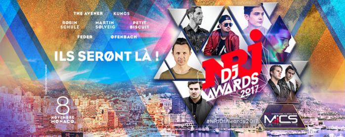 Une 6e cérémonie pour les NRJ DJ Awards