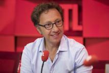 Stéphane Bern lors de son émission sur RTL. Crédit : Julien Knaud SIPA