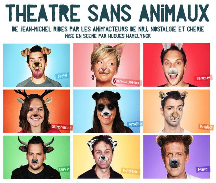 """Belgique : les """"Anim'Acteurs"""" de N-Group sur les planches"""