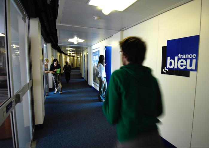 Le réseau France Bleu représente 33% du coût de la grille de Radio France, soit 240 millions d'euros © Christophe Abramowitz