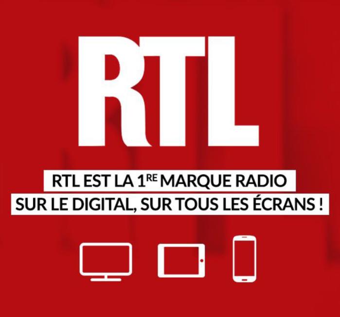 Près de 9 millions de visiteurs uniques sur RTL