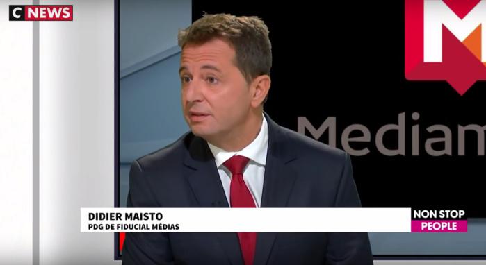 """Didier Maïsto : """"je vais dire tout haut ce que tout le monde sait dans le milieu"""""""