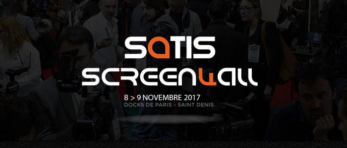 Le SATIS se poursuit aux Docks de Paris