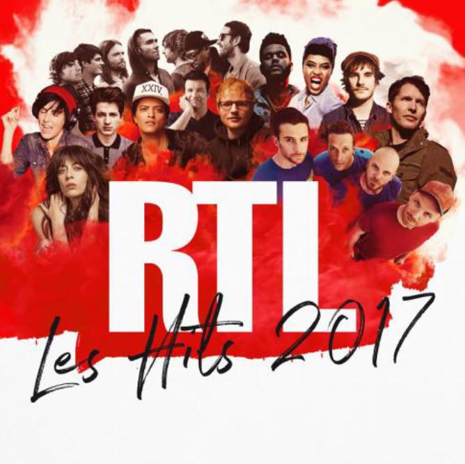 """Parution de la compilation """"Les Hits RTL 2017"""""""