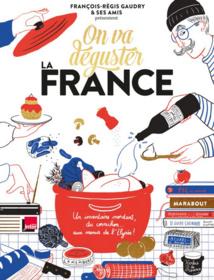 """France Inter : """"On va déguster"""" dans un livre"""