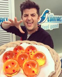 David Antoine sur Radio Contact a réactivé les 7 boules de cristal et, grâce à elles, les auditeurs auront la possibilité de s'envoler vers New York pour le Nouvel An