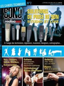 SONO Mag Réalisason : un cahier technique sur la prise de son