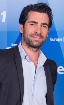 Nicolas Carreau est LE monsieur culture et littérature d'Europe1 - Crédit : Europe 1