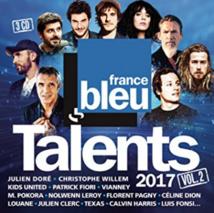 """Les """"Talents France Bleu"""" dans une compilation"""