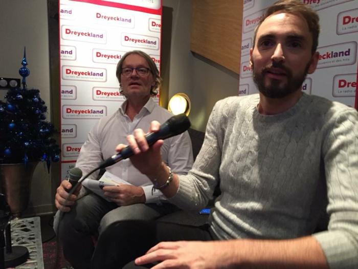 Radio Dreyeckland lance les illuminations de Noël