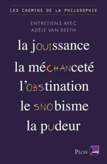 Adèle Van Reeth réunit ses entretiens dans un livre