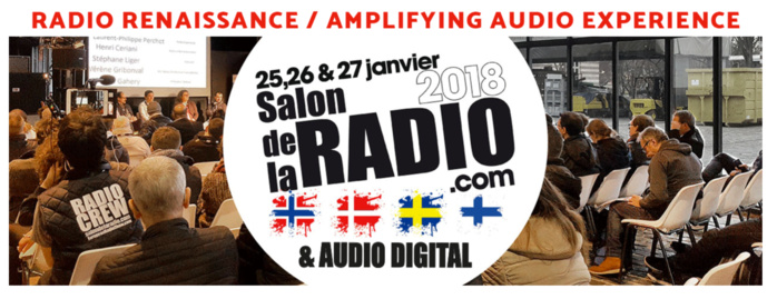 Plus que 55 jours avant le Salon de la Radio