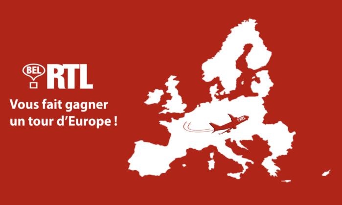 """Des """"reporters en herbe"""" font le tour de l'Europe avec Bel RTL"""