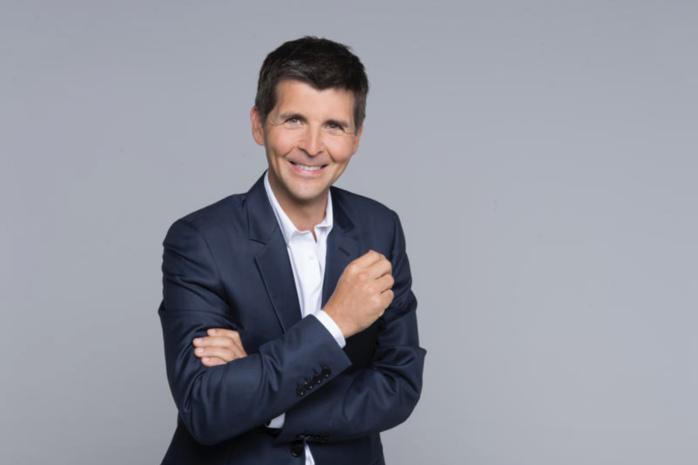 Thomas Sotto, Président du Jury des Assises 2018