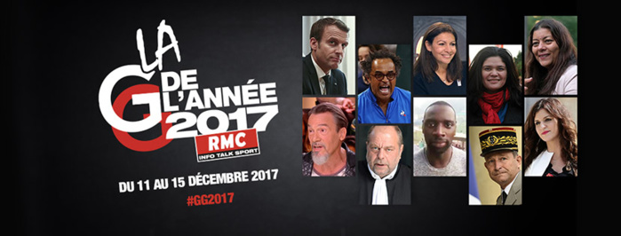 """RMC : les auditeurs votent pour la """"Grande Gueule"""" de l'année"""