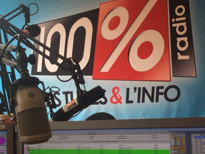 100% arrive à Toulouse sur la fréquence 90.5 MHz