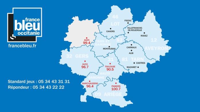 France Bleu Toulouse devient France Bleu Occitanie
