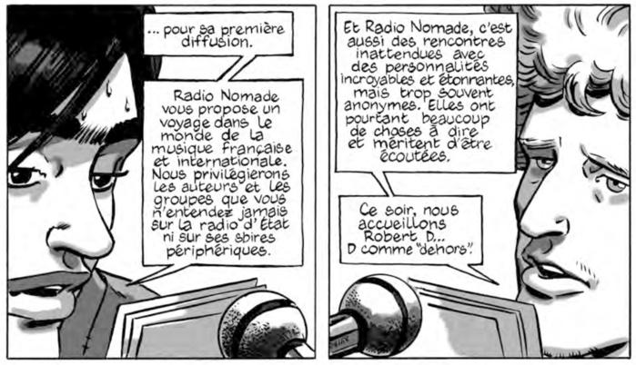 """""""Interférences"""" ou l'histoire d'une radio pirate"""